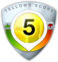 tellows Score 5 zu 043343421